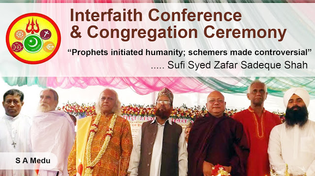 Prophets initiated humanity; Schemers made controversial